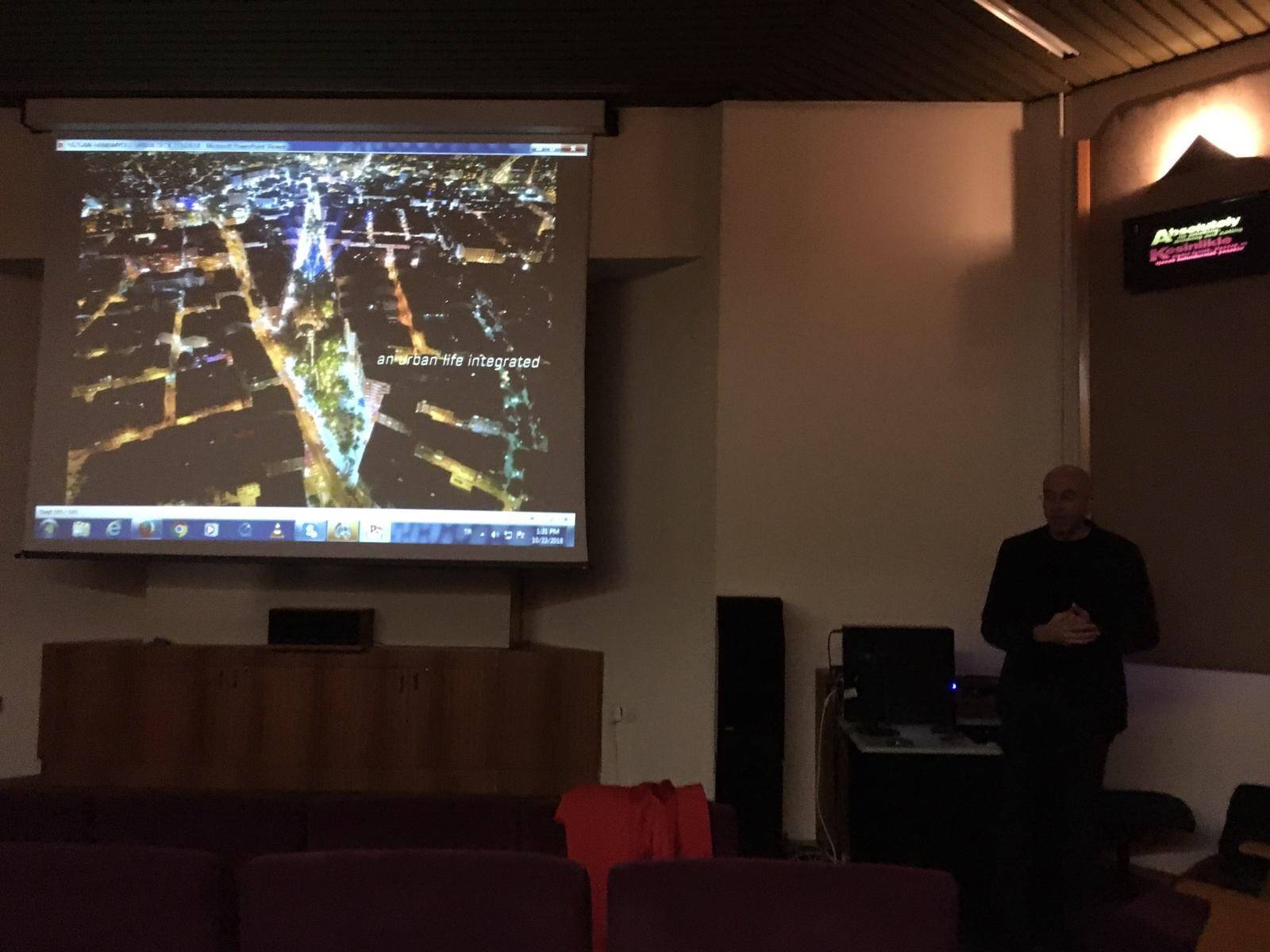 """LAUD Talks: """"Hamamyolu Urban Deck"""" by Kerem Yazgan"""
